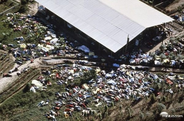 morte na seita no maanaim em jonestown